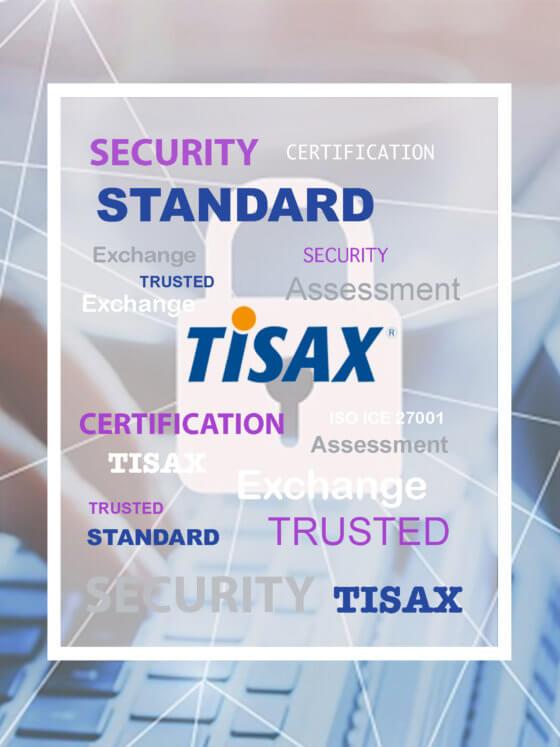 Tisax Zertifizierung