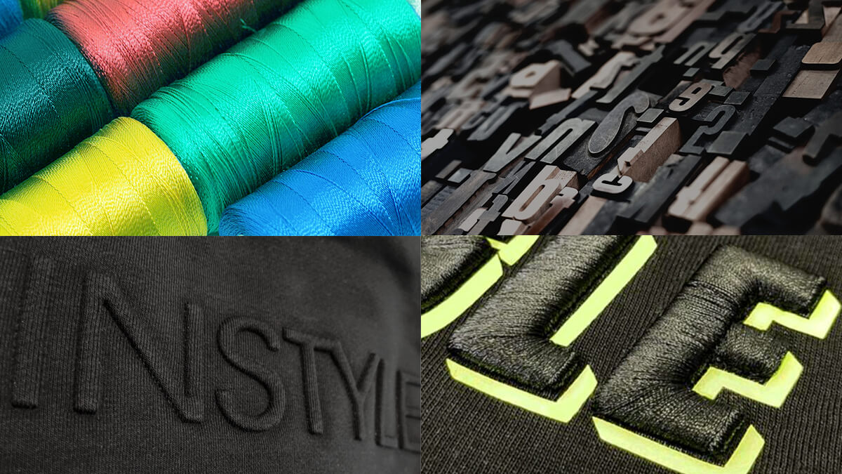 Die Qual der Wahl: Textilveredelungsverfahren im Überblick